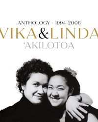 'Akilotoa - Anthology 1994-2006 (2CD Signed Cover Card) by Vika & Linda Bull