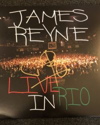 Live in Rio (SIGNED Double Vinyl) by James Reyne