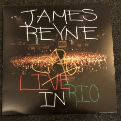 Live in Rio (SIGNED Double Vinyl)